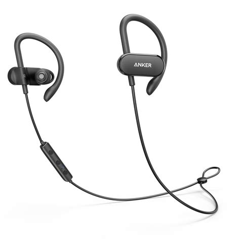 anker wireless earphones anker soundbuds curve
