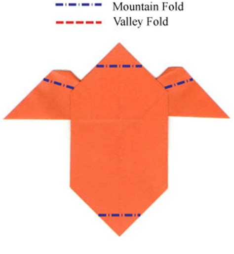 How To Make An Origami Cow - how to make an easy origami cow page 10