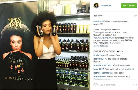 how to curl black hair like pearl thusi you can now get an afro like pearl thusi s she just