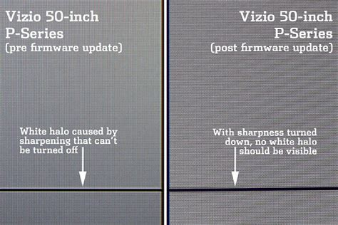 Vizio P Series Firmware Update   vizio fixes flaw in cheap 4k tv as competition heats up