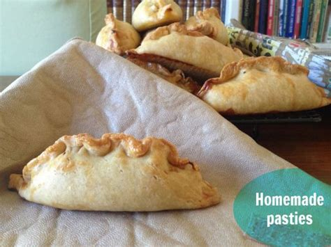 Handmade Cornish Pasties - pasties recipe shops easy recipes and a chicken