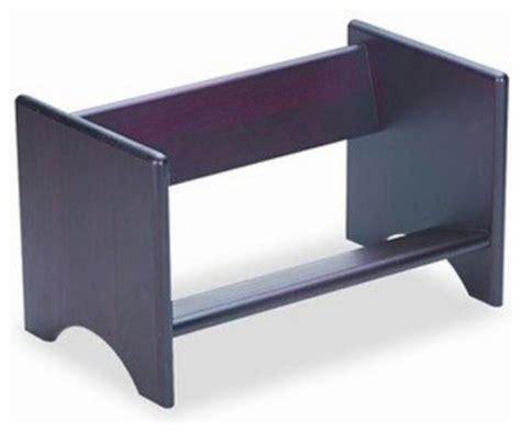 Carver 09753 Binder Rack Cvr09753 Contemporary Desk Contemporary Desk Accessories
