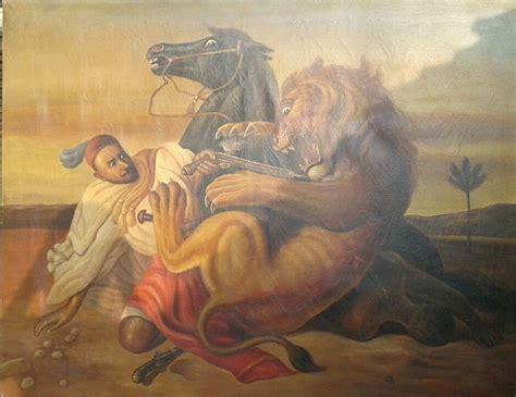 lukisan abstrak gambar lukisan tangan