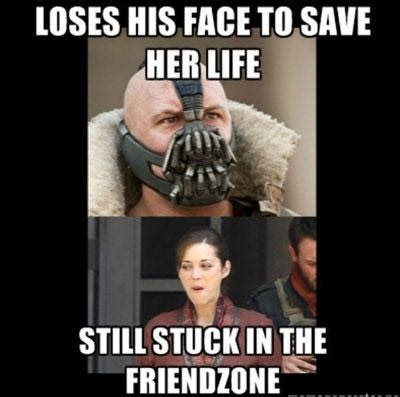 Friend Zone Meme - relaxed focus june 30 2013