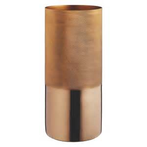 copper copper vase buy now at habitat uk