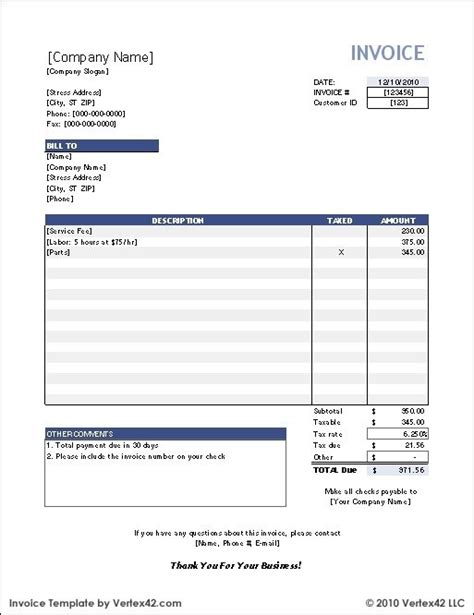 invoice and receipt template what are the exact differences between invoices bill and