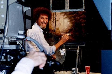 bob ross every painting bob ross biography the the happy trees