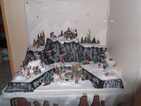 Formidable Decoration Village De Noel Miniature #1: deco2023.jpg