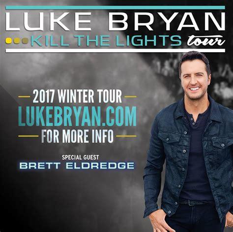 luke bryan kill the lights luke bryan extends kill the lights tour into 2017