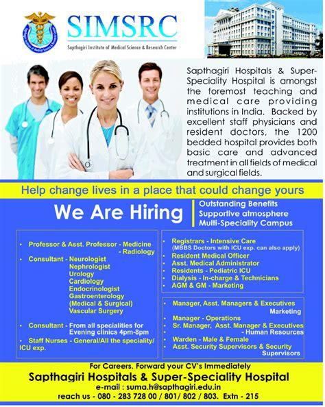 job consultant endocrinologist india healthcare