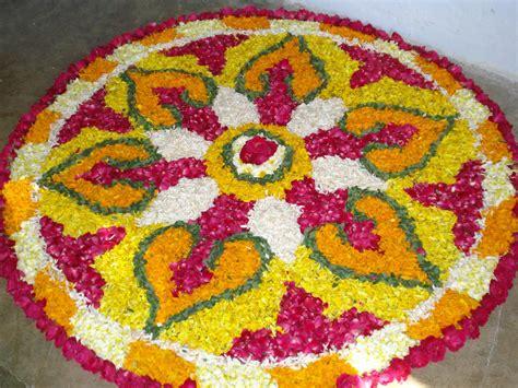 Decoration For Navratri At Home by Hare Krishna Rangoli 22