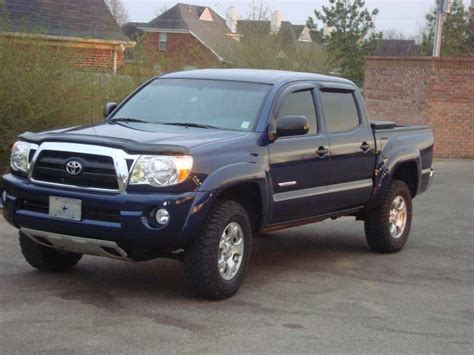 Toyota Tacoma 2007 For Sale 2007 Toyota Tacoma Cab Sr5 4x4 For Sale In
