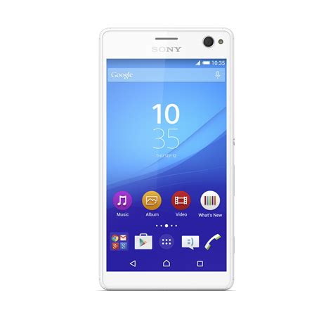 sony mobile xperia xperia c4 specifications 5 5 quot touchscreen sony mobile
