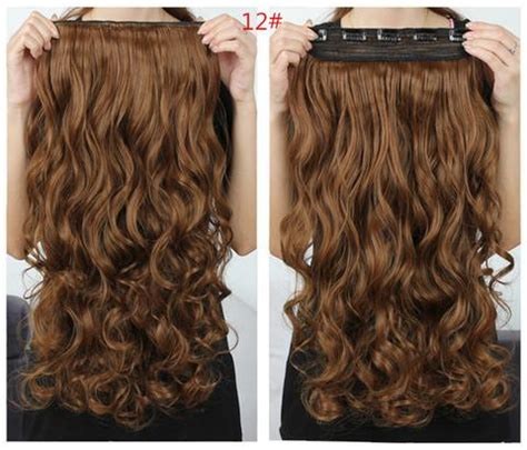 hair extensions for women in their 50 50 colors curly clip in hair extension women natural
