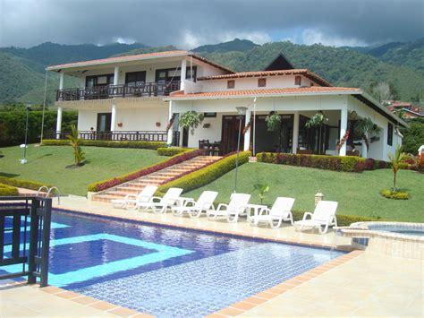 casa fina country house finca casa blanca calima colombia