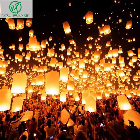 comprare lanterne volanti white sky lanterns reviews shopping white sky