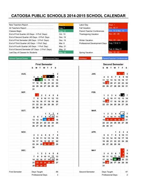 Caddo Parish School Calendar Caddo Parish Calendar 2013 14 New Calendar Template Site