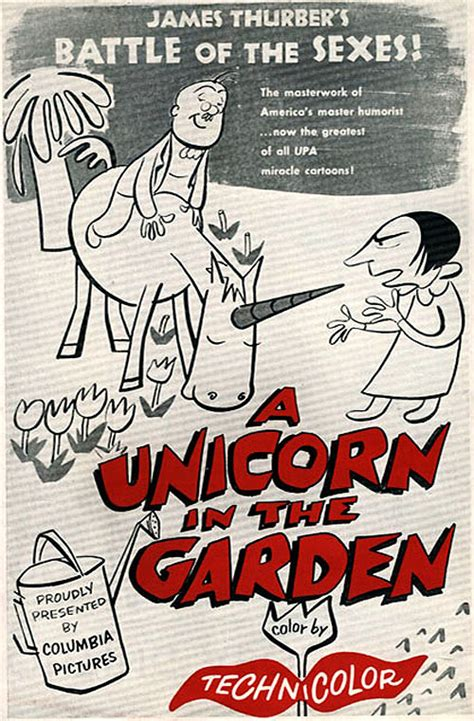 The Unicorn In The Garden by The Unicorn In The Garden A Unicorn In The Garden 1953