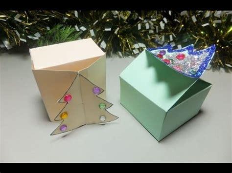cajas de regalo con 225 rbol de navidad diy youtube