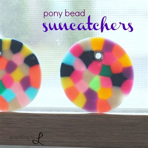 how to melt pony 1000 images about beaded suncatchers on