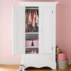 childrens wardrobe armoire kids wood armoires furniture