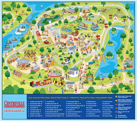 theme park toronto centreville amusement park