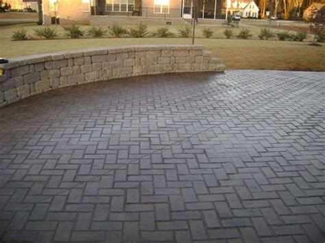 Designs For Patio Pavers 24 Amazing Stamped Concrete Patio Design Ideas