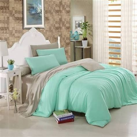 Grey And Mint Bedding by Best 25 Mint Bedding Ideas On Mint Room