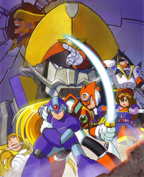 megaman x4 apk mega x4 mmkb the mega knowledge base mega 10 mega x characters and more