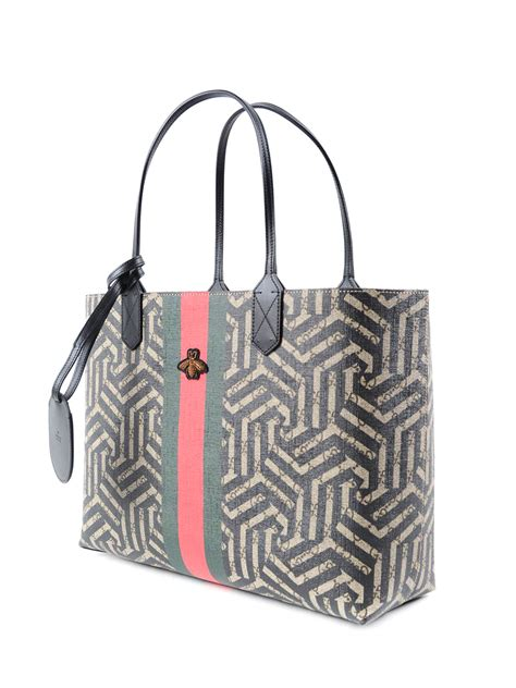 Webe Bags gg caleido web tote bag by gucci totes bags ikrix