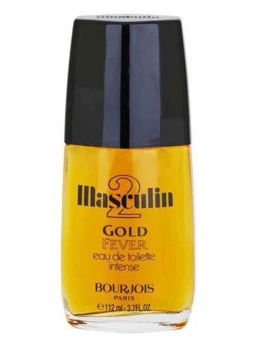 masculin 2 gold fever bourjois cologne a fragrance for