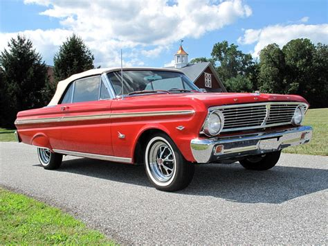 Ford Falcon 1965 1965 Ford Falcon Convertible 116423