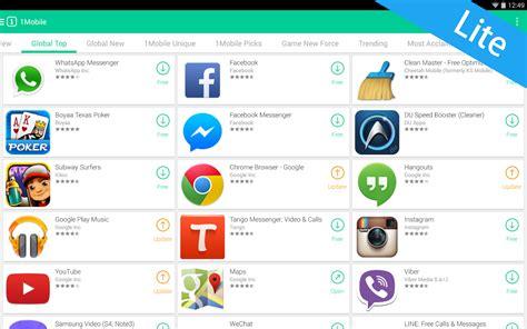 one mobile market apk 1mobile market lite 3 9 9 6 apk for android تطبيق ون موبايل ماركت لايت للاندرويد