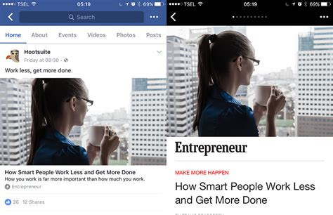 tutorial articles how to publish content with facebook instant articles