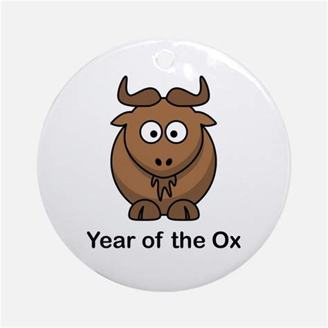 new year ox year new year ox ornaments 1000s of new year
