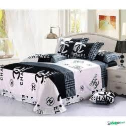 Home Decor Pictures For Sale by Chanel Bed Set Of Duvet Bedsheet Home Furniture And D 233 Cor
