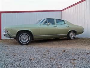 purchase used 1969 chevrolet chevelle malibu sedan 4 door