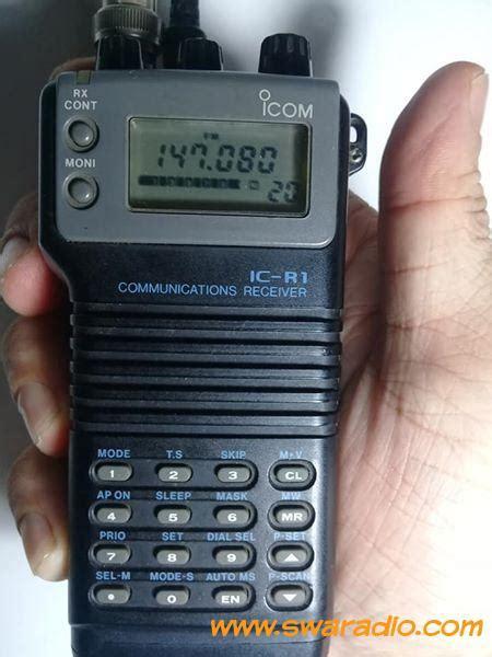 Harga Power Bank Channel Ori dijual ht icom ic r1 kondisi bekas bersih cat ori dan
