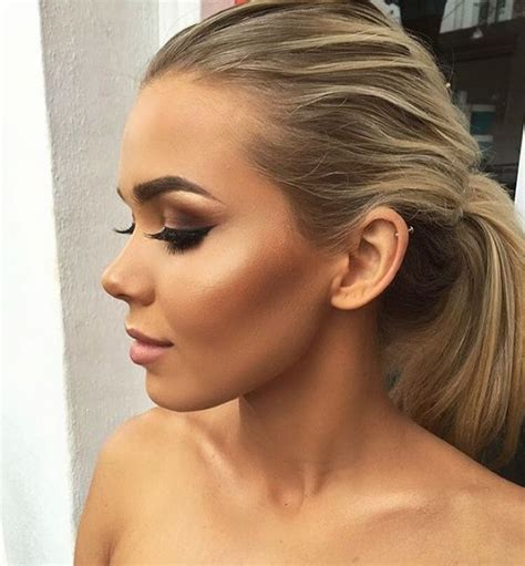 Where To Highlight The Right Ways To Contour Highlight For Beginners