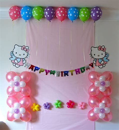 birthday decoration in home happy birthday 2017 decoration ideas for home photos