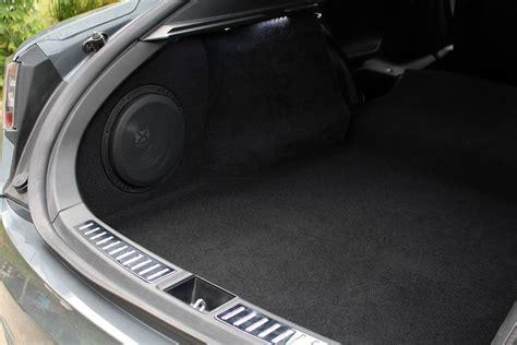 Tesla Audio Review Nvx Custom Tesla Model S Subwoofer System