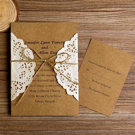 rustic photo wedding invitations rustic wedding invitations templates theruntime