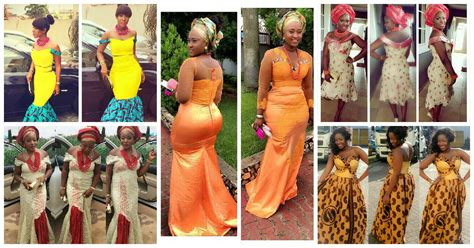 2015 latest ankara dress styles 9 creative ankara lace styles amillionstyles com
