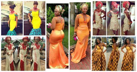 9 Creative Ankara & Lace Styles.   Amillionstyles.com