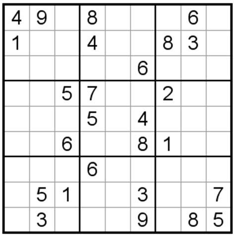 sudoku printable version sudoku puzzles challenging hard 5 8 number squares