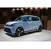 Daihatsu Presents Some Of Its Concept Kei Cars At Tokyo W