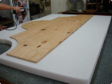 How To Build Your Own Headboard by Best 25 Foam Headboard Ideas On Diy Fabric