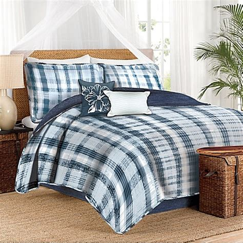 buy caribbean joe martinique twin comforter set from bed
