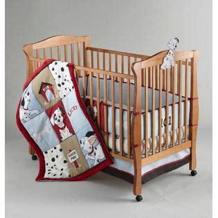 Dalmatian Crib Bedding Disney 101 Dalmatians Five Baby Crib Bedding Set