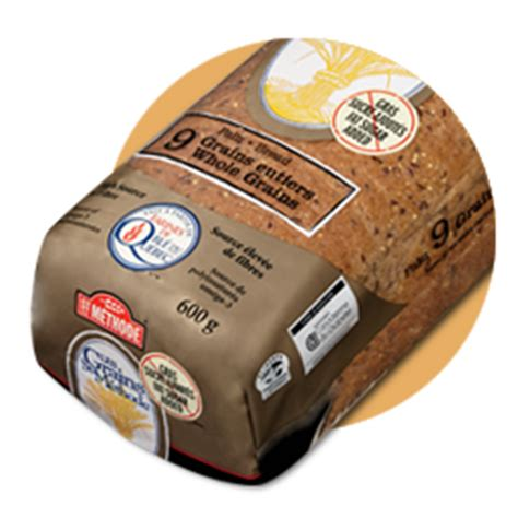 whole grains st st methode bread nutrition facts